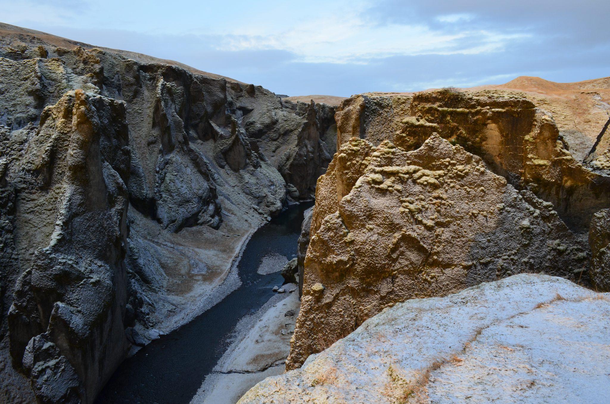 Iceland iternerary