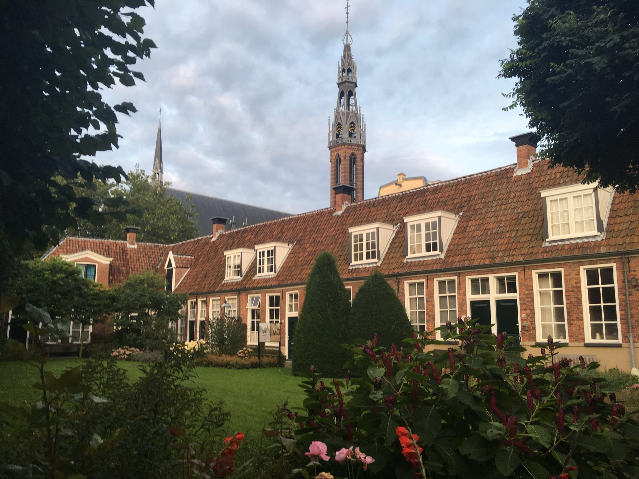 Courtyard Groningen